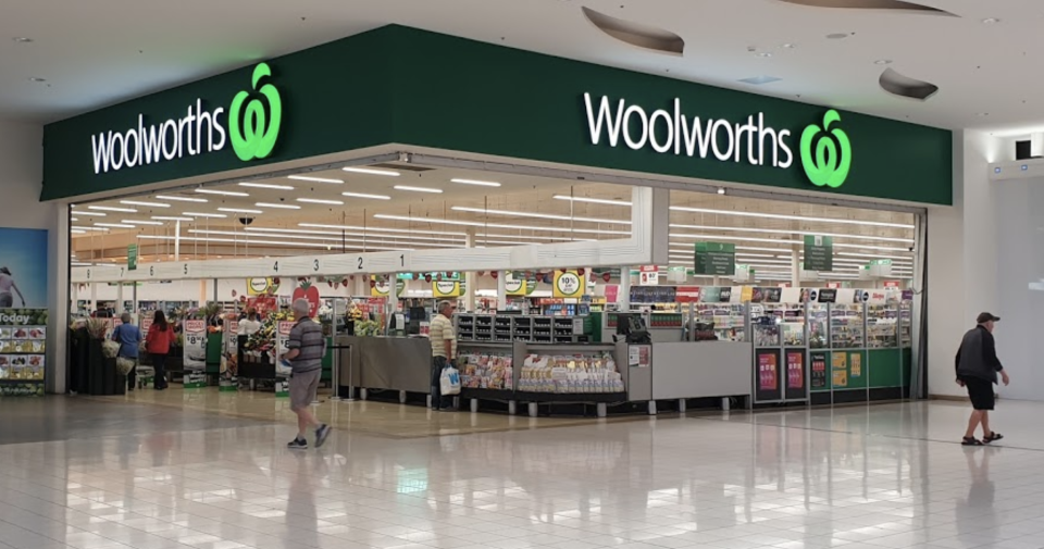 Woolworths Epping was visited by the positive case between 5.40pm and 6.38pm on Saturday, 8 May. Source: Google Maps