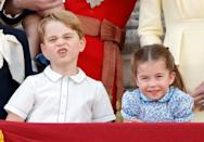 <p><strong>What's her full name? </strong>Princess Charlotte Elizabeth Diana Cambridge.</p><p><strong>Who's she named after? </strong>All three of Princess Charlotte's names pay tribute to one Royal or another. Her first name is a reference to Queen Charlotte, the wife of King George III. Of course, her middle names pay tribute to her paternal grandmother, the late Princess Diana, and her great-grandmother the Queen.</p><p><strong>Her parents are: </strong>Prince William and Kate Middleton.</p>