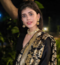 Though you know her from Ranbir Kapoor-Nargis Fakhri starrer <em>Rockstar</em>, it has been nine years since you saw her as the main lead's sister. Sanjana will now play the leading lady opposite Sushant Singh Rajput in the Hindi remake of <em>The Fault in our Stars, Dil Bechara.</em> Shailene Woodley was exceptional in the 2014 American drama; its going to be one tough job to recreate 'Hazel Grace Lancaster' and give her a <em>desi </em>personality.