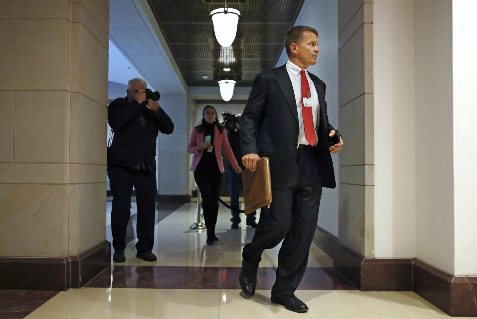 Who is Erik Prince and why is he charging $6,500?