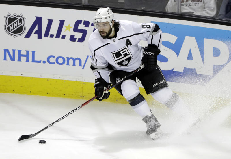 buy popular 038e8 6b743 Drew Doughty stays with LA Kings on 8-year, $88 million deal