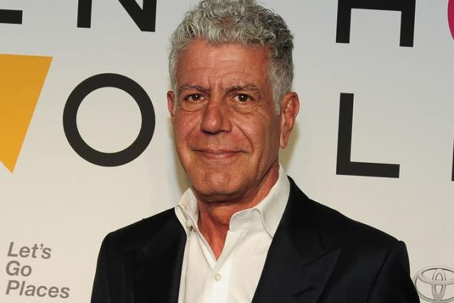 "<p>Anthony Bourdain, TV chef and star of the US travel and food show <em>Parts Unknown</em>, has died by suicide at the age of 61.</p> <div><p>SEE ALSO: <a href=""https://mashable.com/2018/05/27/inspiring-youth-mental-health-activists-to-follow/?utm_campaign=Mash-BD-Synd-Yahoo-Ent-Partial&utm_cid=Mash-BD-Synd-Yahoo-Ent-Partial"" rel=""nofollow noopener"" target=""_blank"" data-ylk=""slk:8 inspiring, young mental health activists you need to know about"" class=""link rapid-noclick-resp"">8 inspiring, young mental health activists you need to know about</a></p></div> <p>His death was <a href=""https://edition.cnn.com/2018/06/08/us/anthony-bourdain-obit/index.html"" rel=""nofollow noopener"" target=""_blank"" data-ylk=""slk:confirmed on Friday morning by CNN"" class=""link rapid-noclick-resp"">confirmed on Friday morning by <em>CNN</em></a>, the network which broadcasts Bourdain's series. He was apparently found in a hotel room in France by chef Eric Ripert. </p> <p>""It is with extraordinary sadness we can confirm the death of our friend and colleague, Anthony Bourdain,"" said CNN. ""His love of great adventure, new friends, fine food and drink and the remarkable stories of the world made him a unique storyteller. His talents never ceased to amaze us and we will miss him very much. Our thoughts and prayers are with his daughter and family at this incredibly difficult time.""</p> <p>Following the news, various celebrities have taken to Twitter to pay tribute.</p> <div><div><blockquote> <p>A friend of <a href=""https://twitter.com/StarTalkRadio?ref_src=twsrc%5Etfw"" rel=""nofollow noopener"" target=""_blank"" data-ylk=""slk:@StarTalkRadio"" class=""link rapid-noclick-resp"">@StarTalkRadio</a>. A friend of Food & Culture. A friend to us all. Anthony Bourdain, RIP. (1956-2018). <a href=""https://t.co/uVqEgldGsL"" rel=""nofollow noopener"" target=""_blank"" data-ylk=""slk:pic.twitter.com/uVqEgldGsL"" class=""link rapid-noclick-resp"">pic.twitter.com/uVqEgldGsL</a></p> <p>— Neil deGrasse Tyson (@neiltyson) <a href=""https://twitter.com/neiltyson/status/1005048145057902592?ref_src=twsrc%5Etfw"" rel=""nofollow noopener"" target=""_blank"" data-ylk=""slk:June 8, 2018"" class=""link rapid-noclick-resp"">June 8, 2018</a></p> </blockquote></div></div> <div><div><blockquote> <p>I feel this death in my bones. <a href=""https://twitter.com/Bourdain?ref_src=twsrc%5Etfw"" rel=""nofollow noopener"" target=""_blank"" data-ylk=""slk:@Bourdain"" class=""link rapid-noclick-resp"">@Bourdain</a> had what I'd call a generous curiosity about the world, guiding audiences through it with an awe, respect, and humor that are all too uncommon. Also rare: he knew what he didn't know. I never knew him in person. I will miss him terribly.</p> <p>— Jamil Smith (@JamilSmith) <a href=""https://twitter.com/JamilSmith/status/1005057948995981312?ref_src=twsrc%5Etfw"" rel=""nofollow noopener"" target=""_blank"" data-ylk=""slk:June 8, 2018"" class=""link rapid-noclick-resp"">June 8, 2018</a></p> </blockquote></div></div> <p>Bourdain starred in a number of popular cooking shows over the course of his career, and was the author of several <em>New York Times </em>bestselling food books.</p> <p><em>If you want to talk to someone or are experiencing suicidal thoughts you can text the </em><a href=""https://www.crisistextline.org/"" rel=""nofollow noopener"" target=""_blank"" data-ylk=""slk:Crisis Text Line"" class=""link rapid-noclick-resp""><em>Crisis Text Line</em></a><em> at 741-741 or call the </em><a href=""https://suicidepreventionlifeline.org/"" rel=""nofollow noopener"" target=""_blank"" data-ylk=""slk:National Suicide Prevention Lifeline"" class=""link rapid-noclick-resp""><em>National Suicide Prevention Lifeline</em></a><em> at 1-800-273-8255. Alternatively, a further list of international resources is available </em><a href=""http://www.suicide.org/international-suicide-hotlines.html"" rel=""nofollow noopener"" target=""_blank"" data-ylk=""slk:here"" class=""link rapid-noclick-resp""><em>here</em></a><em>.</em></p> <div> <h2><a href=""https://mashable.com/2018/04/18/michael-phelps-mental-health/?utm_campaign=Mash-BD-Synd-Yahoo-Ent-Partial&utm_cid=Mash-BD-Synd-Yahoo-Ent-Partial"" rel=""nofollow noopener"" target=""_blank"" data-ylk=""slk:WATCH: Michael Phelps discusses how he learned to overcome suicidal thoughts"" class=""link rapid-noclick-resp"">WATCH: Michael Phelps discusses how he learned to overcome suicidal thoughts</a></h2> <div>  </div> </div>"