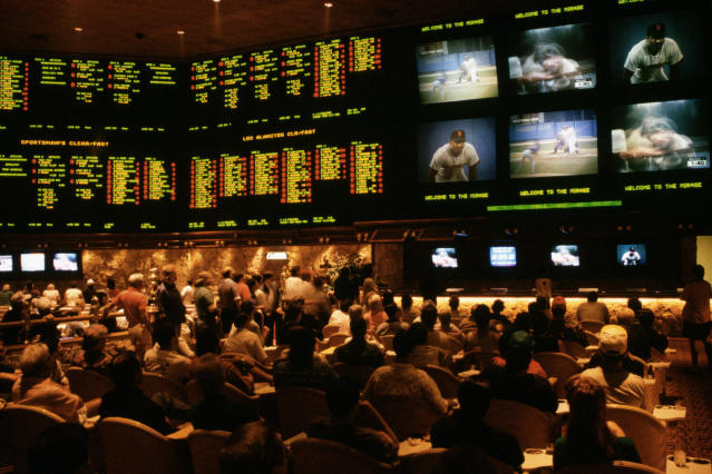 MLB and the NBA would like a percentage if Indiana legalizes gambling. (Getty Images)