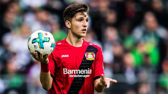 The 19-year-old has impressed dueing his first season in the Bundesliga to attract further attention from across Europe