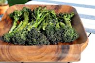 "<p>Once you master the basics and learn the techniques for grilling different vegetables like broccolini, asparagus, and eggplant, you'll want to prepare veggies this way all the time. </p> <p><strong>Get the recipe:</strong> <a href=""https://www.popsugar.com/food/How-Grill-Vegetables-35359991"" class=""link rapid-noclick-resp"" rel=""nofollow noopener"" target=""_blank"" data-ylk=""slk:how to grill vegetables"">how to grill vegetables</a></p>"