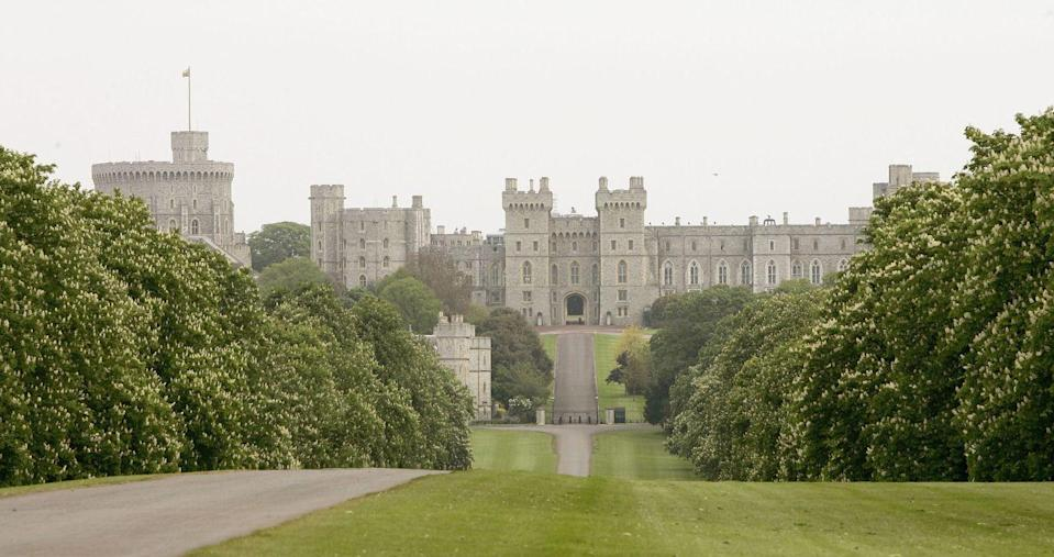 "<p>For over 900 years, the Crown-owned <a href=""https://www.royal.uk/royal-residences-windsor-castle"" rel=""nofollow noopener"" target=""_blank"" data-ylk=""slk:Windsor Castle"" class=""link rapid-noclick-resp"">Windsor Castle </a>has acted as both a private home and an official royal residence for the United Kingdom's monarchs. Inside the property is the famous St. George's Chapel, the location where Prince Harry and Meghan Markle married in May 2018 and Princess Eugenie and Jack Brooksbanks married in October 2018. Queen Elizabeth and Prince Philip spend weekends at Windsor Castle away from the bustle of London. The Queen also stays at the castle for a month over Easter during a period known as Easter Court.</p>"