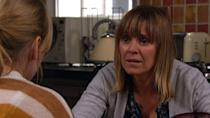 <p>She suggests that it's not a good idea to look for clues over Graham's murder – it's better to stay safe.</p>