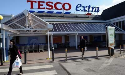 Tesco Profits Plunge 92% In Accounting Chaos