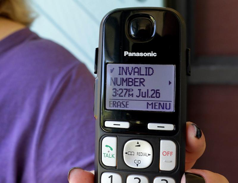 Automation causing more problems thanks to robocalls. (AP Photo/John Raoux)