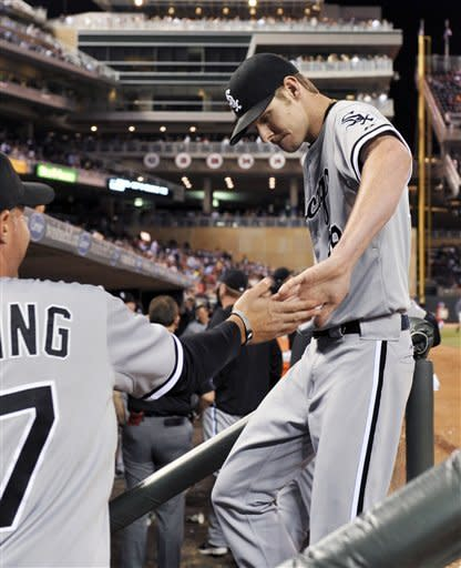 Sale, White Sox sail past Twins, stay alone in 1st