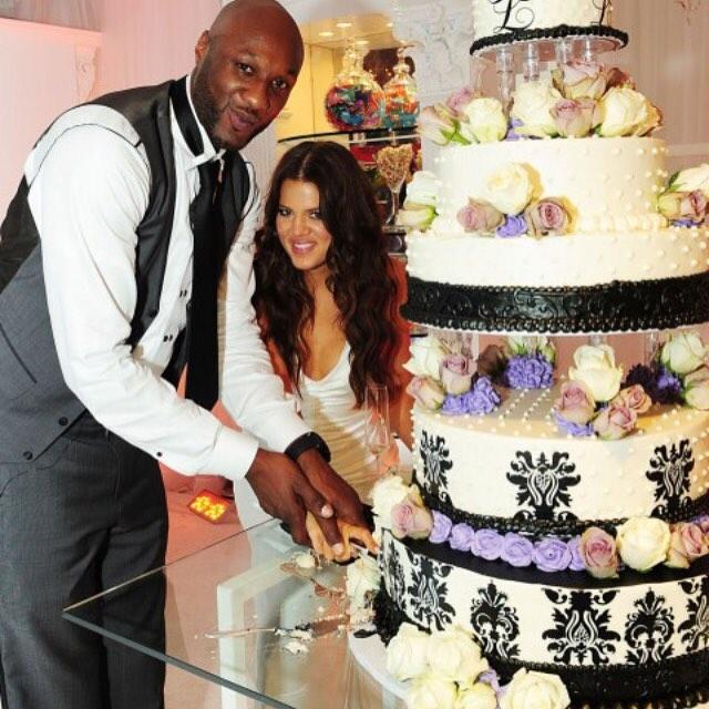 11 Amazing Celebrity Wedding Cakes - Wedding Cakes Los Angeles