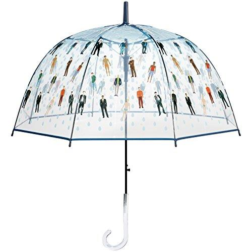 Raining Men Clear Bubble Dome Umbrella (Amazon) (Amazon / Amazon)