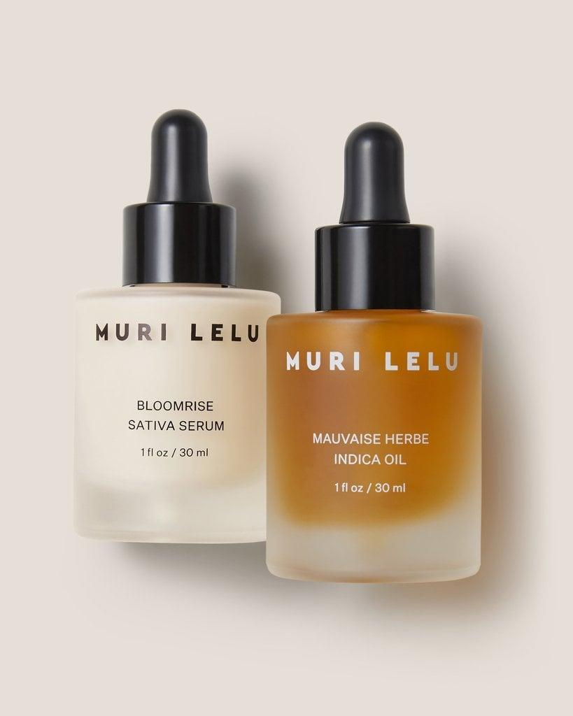 <p>When you purchase from Muri Lelu, 15 percent of the sale will be donated to legal organizations fighting against unjust drug convictions. We love the <span>Full Skin Ritual</span> ($270) set because it contains the brand's facial oil and serum.</p>