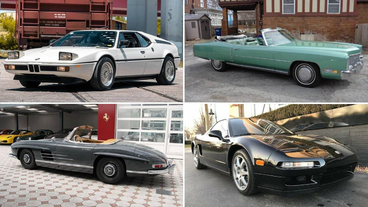 The Web\'s Coolest Cars For Sale This Week
