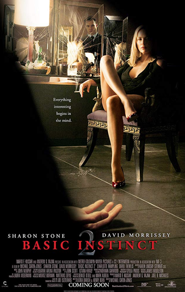 "<p>Yes, the first movie was a smashing success. However, <em>Basic Instinct 2 </em>— even though it still starred Sharon Stone — did not recreate the same movie magic. A full 15 years after the first film premiered, the sequel made just over <a href=""https://www.imdb.com/title/tt0430912/"" rel=""nofollow noopener"" target=""_blank"" data-ylk=""slk:$3.2 million on its opening weekend"" class=""link rapid-noclick-resp"">$3.2 million on its opening weekend</a>. </p>"