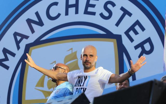 "Manager Pep Guardiola is out of contract at the end of next season and the likelihood is that the Manchester City manager will sign a 12-month extension to his deal this summer that will tie him to the club until June 2020. City's hierarchy have talked in private about their desire for Guardiola to remain at the helm for a decade, steadfast in the belief that they have their own Sir Alex Ferguson, but those close to the Catalan say there is no chance of that. He spent four years at Barcelona, three at Bayern Munich, and, given how much his obsessive approach takes him out him mentally, physically and emotionally, it would be a surprise if he stayed longer than four years at City. Only last week, when quizzed about his future, Guardiola said: ""I'm not finishing in two weeks or one month – I have one more year. In football, one more year is a lot and we're going to talk to the club."" How Pep Guardiola's Manchester City broke the Premier League record New signings Guardiola's priority is the recruitment of a pedigree defensive midfielder who can ease the burden on Fernandinho in a key position in his set-up. Jorginho, Napoli's Brazilian-born Italy midfielder, is the favourite to fill that role and, now the Serie A title race has been resolved, talks are expected to accelerate. City also have the advantage of Italy not being in the World Cup which could give them more time to complete a deal, although numerous top clubs across Europe are interested in the 26 year-old and Manchester United have also been linked. Fred, of Shakhtar Donetsk, Borussia Dortmund's Julian Weigl and Nice's Jean-Michel Seri are among the other midfielders to be linked with City. Beyond a central midfielder, Guardiola also wants a versatile forward who can play centrally or out wide. There are two tiers of target, with Chelsea's Eden Hazard and PSG's Kylian Mbappe Guardiola's preferences, although there is an acceptance both could prove out of reach. As such, the likes of Riyad Mahrez at Leicester City, Monaco's Thomas Lemar and Leon Bailey, of Bayer Leverkusen, are under consideration. Wilfried Zaha, the Crystal Palace winger, has recently been mooted. City are also monitoring young Ajax centre-half Matthijs de Ligt. Napoli's Jorginho (left) battles with Paulo Dybala of Juventus Credit: GETTY IMAGES Player sales Spain Under-21 right back Pablo Maffeo has joined Stuttgart in an £8.8 million deal on a five year contract after spending last season on loan at Girona. City have had a 25 per cent sell on clause inserted in the Spaniard's contract. Yaya Toure will depart after eight years at the club when the midfielder's contract expires next month. Guardiola has said he is determined to keep striker Sergio Aguero amid interest from Atletico Madrid. Aguero is out of contract in June 2020 and ready to run his deal down. Goalkeeper Claudio Bravo may have a decision to make over his future and captain Vincent Kompany goes into his final year. City will listen to offers for a number of players who have been out on loan this season, including goalkeeper Joe Hart and defenders Eliaquim Mangala, currently recovering from knee surgery, and Jason Denayer. Man City stalwarts Since September 2008 Youth development and loans Phil Foden, the highly-regarded, 17-year-old midfield from Stockport, turns 18 before the end of the month and will be tied to a lucrative, long-term professional contract. Foden is expected to get more first-team opportunities next season. Another talented young midfielder, Brahim Diaz, who has been linked with Real Madrid, will hope to as well. City must decide whether to bring youngsters Aleix Garcia, who has been on loan at Girona, and Patrick Roberts, who has been on loan at Celtic for the past 18 months and is wanted by Leicester City, into the first-team fold or seek to loan the pair out again next season or sell them. Defender Tosin Adarabioyo could be among the youngsters to go out on loan. Manchester City win the Premier League Club infrastructure City have a robust management structure in place and that is not expected to change over the summer with Guardiola still working closely with director of football Txiki Begiristain and chief executive Ferran Soriano, who report to chairman Khaldoon al-Mubarak. Soriano, as chief executive of the City Football Group, is committed to expanding their portfolio of clubs, with China and India two potential markets. The redevelopment of the south stand at the Etihad Stadium in 2015 took capacity to just over 55,000 and the club would like to further expand the capacity in the future."