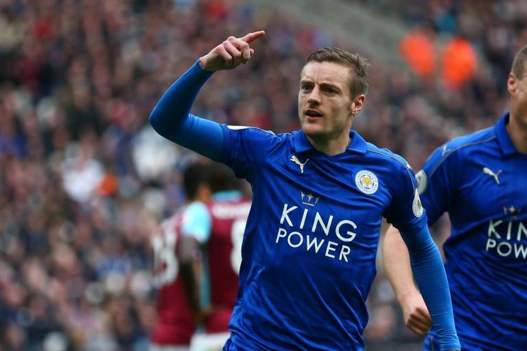 Jamie Vardy has no regrets over turning down Arsenal move to stay at Leicester City