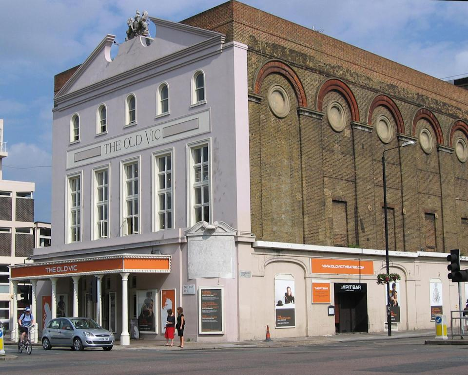 <p>Old Vic Theatre in London</p> (Old Vic Theatre)