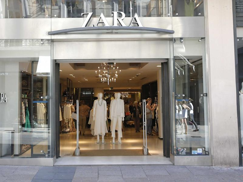 Unpaid Zara workers leave pleas for help in clothes