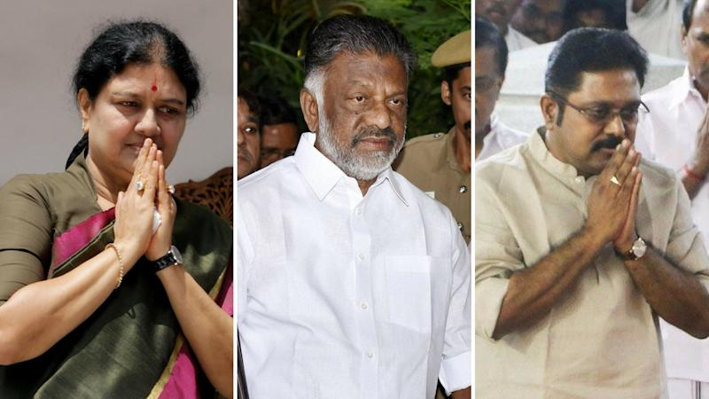 Sasikala Faction Staging Drama in Disguise of a Merger: OPS Leader