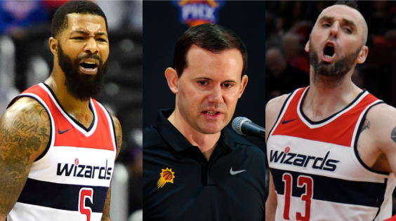 Fired as Suns' GM, Ryan McDonough's legacy in Phoenix partly tied to Wizards