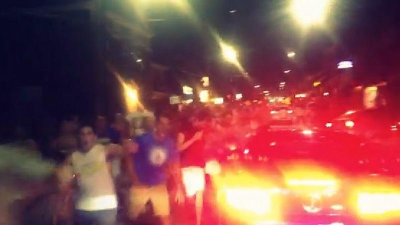 I'm Shmacked Appearance Triggers Near Riot at U. of Delaware