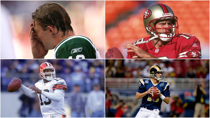 Tom Brady: What happened to the six QBs drafted before Patriots legend?