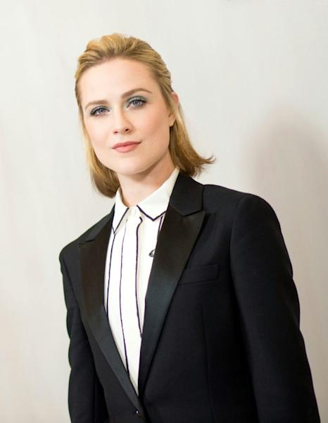 Actress Evan Rachel Wood joined the tens of thousands of people sharing experiences of sexual abuse