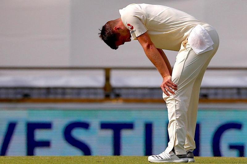 Woakes is facing a lengthy spell on the sidelines (REUTERS)