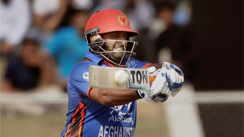 Afghanistan's Mohammad Shahzad Overtakes Virat Kohli in T20Is