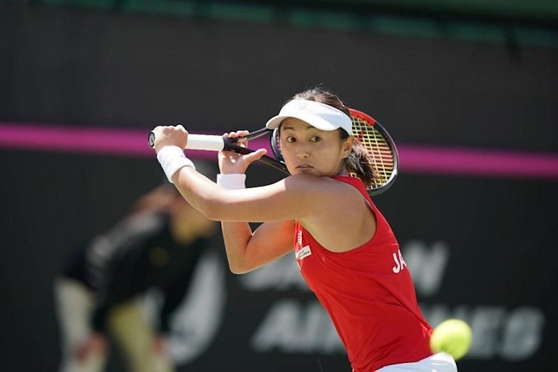 Fed Cup: Japan Lead Netherlands 2-0 After Day 1 of Relegation Playoff
