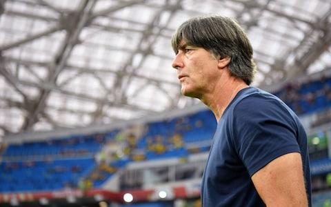 Joachim Loew, Manager of Germany looks on prior to the 2018 FIFA World Cup  - Credit: FIFA