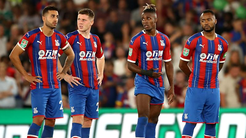 Zaha and Ayew lead Crystal Palace against Samatta's Aston Villa