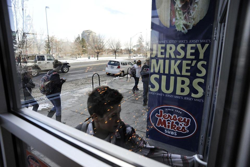 "<p>""I worked at Jersey Mike's subs. The only thing I wouldn't eat is the chicken parmesan. It's a frozen pre breaded chicken patty that we just microwaved for a few mins that just turns to mush in the sandwich. It was gross, stick to the cold cut subs or cheesesteaks."" — <em><a href=""https://www.reddit.com/r/AskReddit/comments/95ze83/people_who_work_in_fast_food_what_is_one_item/e3xhue1/"" rel=""nofollow noopener"" target=""_blank"" data-ylk=""slk:Dr_Schalke"" class=""link rapid-noclick-resp"">Dr_Schalke</a></em></p><p>""No employee would ever touch the chicken parm or the meatball sub. The meatballs were frozen Tyson Beef that are boiled and thrown in spaghetti sauce."" — <em><a href=""https://www.reddit.com/r/AskReddit/comments/95ze83/people_who_work_in_fast_food_what_is_one_item/e3ypqkj/"" rel=""nofollow noopener"" target=""_blank"" data-ylk=""slk:ravioliguy12"" class=""link rapid-noclick-resp"">ravioliguy12</a></em></p>"