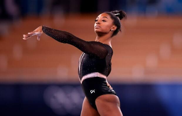 If Simone Biles landstheYurchenko double pikeduring Olympic competition, it will be named after her and become her fifth eponymous skill. (Ezra Shaw/Getty Images - image credit)