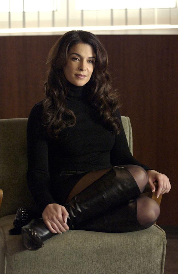 "Annabella Sciorra in HBO's ""The Sopranos."""
