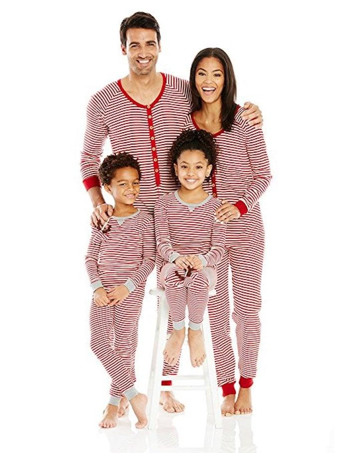 "<p>These <a href=""https://www.popsugar.com/buy/Burt-Bees-Holiday-Family-Jammies-515619?p_name=Burt%27s%20Bees%20Holiday%20Family%20Jammies&retailer=amazon.com&pid=515619&price=38&evar1=moms%3Aus&evar9=44242167&evar98=https%3A%2F%2Fwww.popsugar.com%2Fphoto-gallery%2F44242167%2Fimage%2F44242168%2FBurt-Bees-Holiday-Family-Jammies&list1=gifts%2Cpajamas%2Choliday%2Cchristmas%2Cgift%20guide%2Cgifts%20for%20kids%2Clittle%20kids%2Ckid%20shopping%2Choliday%20for%20kids%2Cgifts%20for%20men%2Cgifts%20under%20%24100%2Cgifts%20under%20%2450%2Cgifts%20under%20%2475%2Cgifts%20for%20teens%2Ctrending%20gifts&prop13=api&pdata=1"" rel=""nofollow"" data-shoppable-link=""1"" target=""_blank"" class=""ga-track"" data-ga-category=""Related"" data-ga-label=""https://www.amazon.com/Burts-Bees-Baby-Pajamas-Jumpsuit/dp/B01H5OPBFW/ref=lp_17388415011_1_2?s=apparel&amp;ie=UTF8&amp;qid=1573504407&amp;sr=1-2&amp;nodeID=17388415011&amp;psd=1"" data-ga-action=""In-Line Links"">Burt's Bees Holiday Family Jammies</a> ($38) are so cozy.</p>"