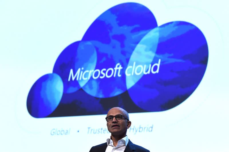 Microsoft to adapt its cloud software for healthcare industry