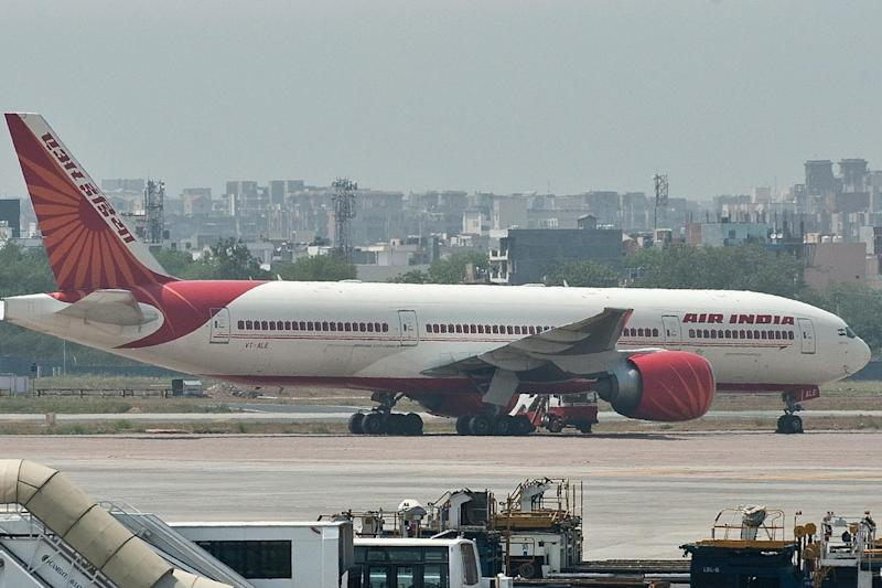 Air India: The plane was carrying 231 passengers when it went off radar: AFP/Getty Images