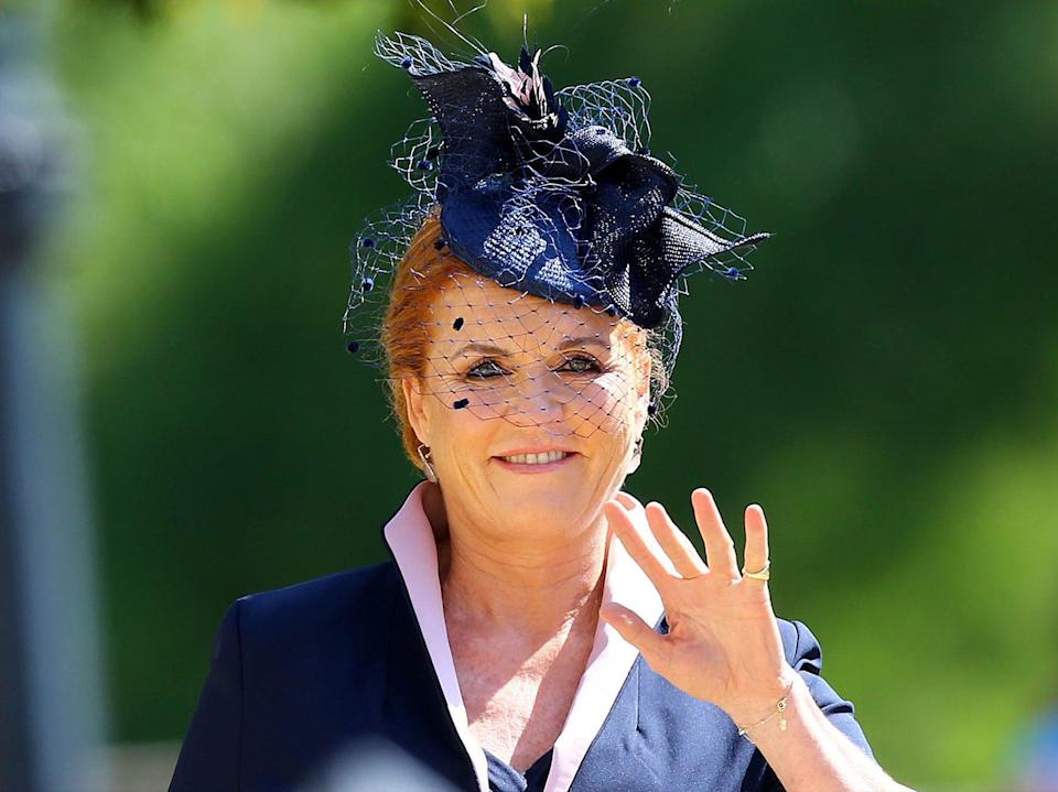 Duchess of York says Princess Diana would have loved Meghan and Kate  (POOL/AFP via Getty Images)