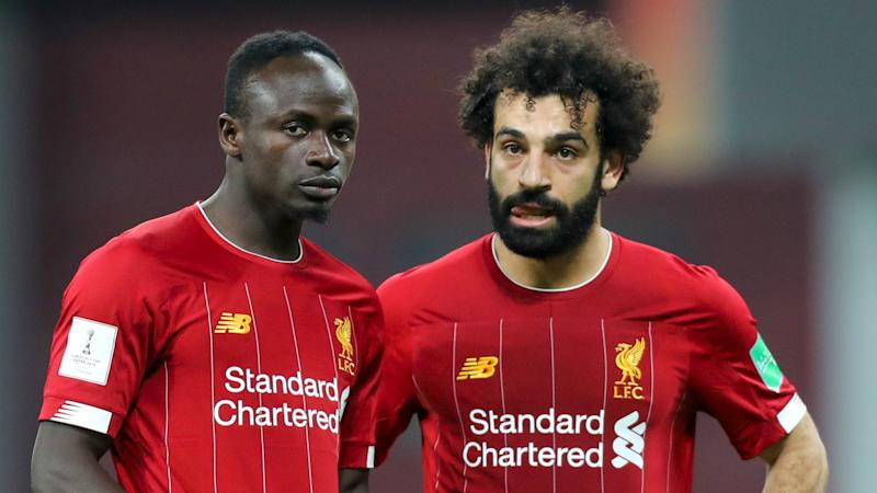 'Salah wants to score more than Mane' but Liverpool forward rivalry is 'different', says former team-mate Lovren