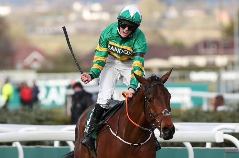 Rachael Blackmore's feat in becoming the first woman jockey to win the Grand National had a poignant side to it as Aintree chairman Rose Paterson took her own life last year and her family have set up a trust to help those who combat suicide