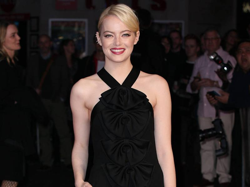 Emma Stone celebrates birthday with new beau