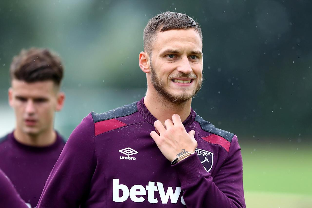 Marko Arnautovic: West Ham are a bigger, more ambitious club than Stoke