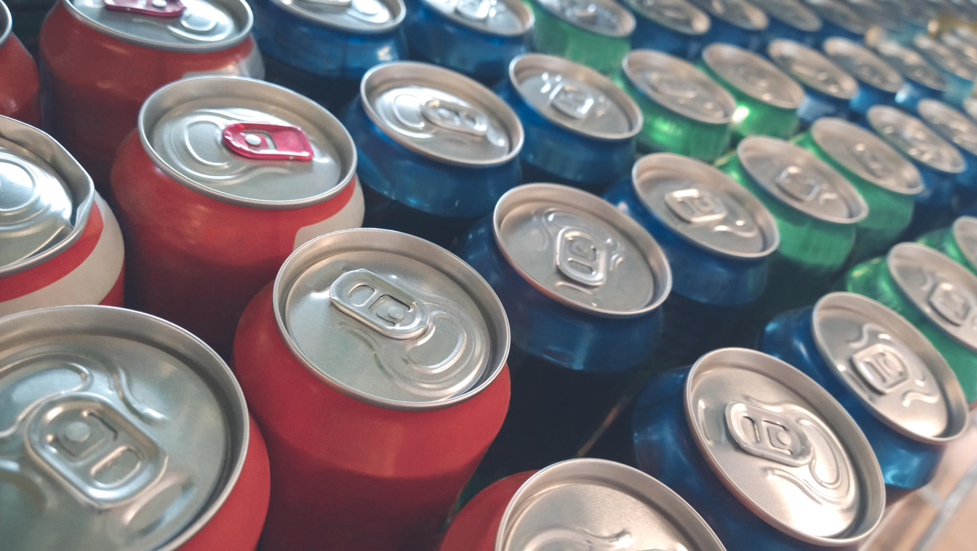 Two sugary drinks a day doubles a woman's risk of bowel cancer before 50, study suggests