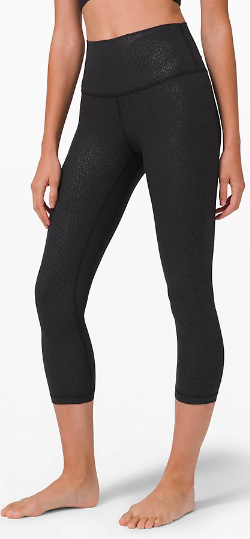"Align Crop 21"" (Photo via Lululemon)"