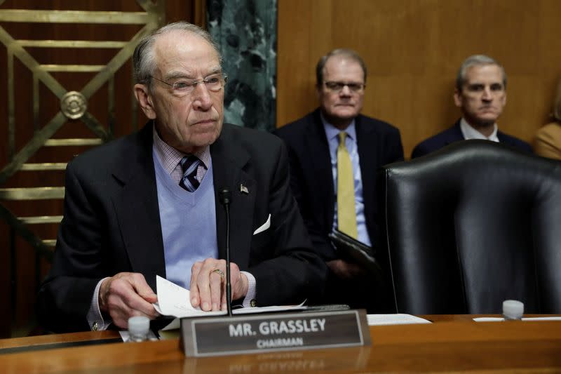 Senator sees U.S. sticking to trade deal with China despite pandemic concerns