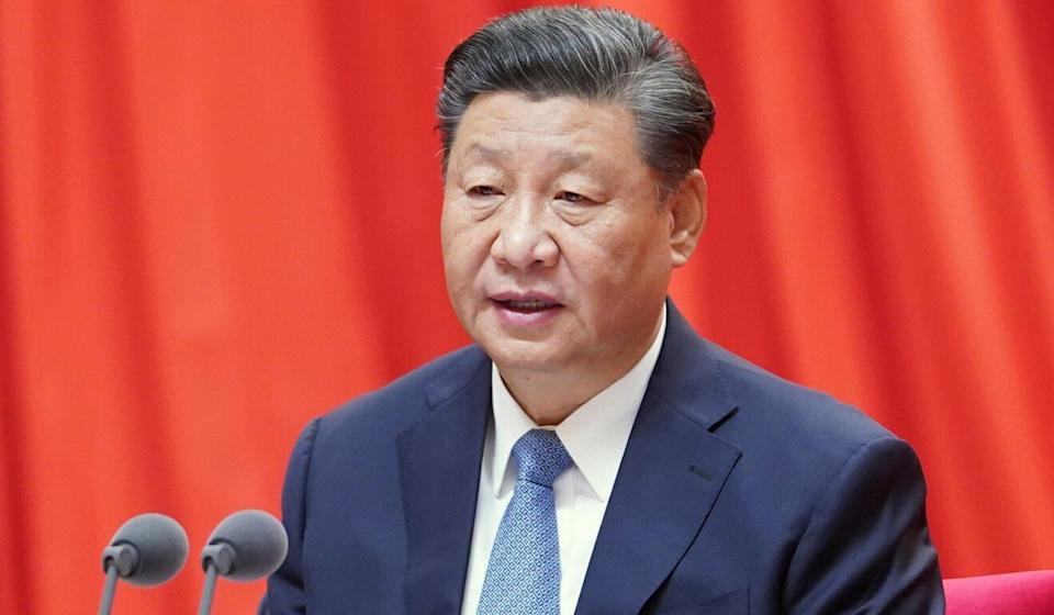 Xi Jinping told graft-busters to do their utmost to ensure corruption doesn't undermine the party's goals. Photo: Xinhua