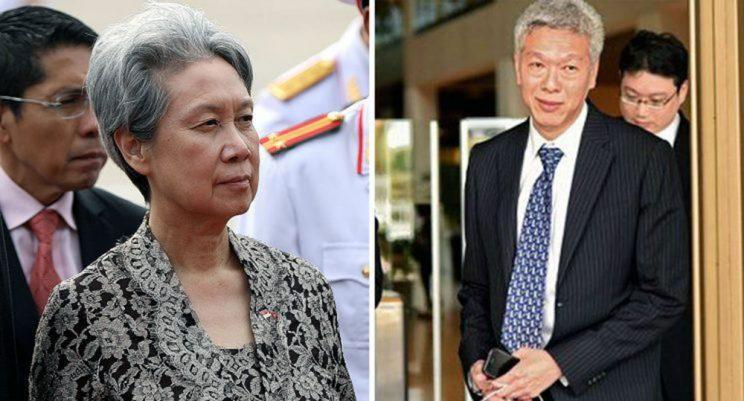Ho Ching Refutes Lee Hsien Yang S Claim That She Helped Herself To Lee Kuan Yew S Papers