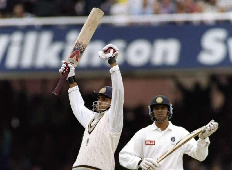 The Ganguly-Dravid duo feasted on the Lankan bowlers